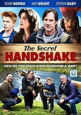 The Secret Handshake  New Free Ship Kevin Sorbo Amy Grant