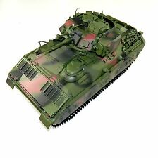 """21st Century Ultimate Soldier Bradley M2 Military Tank Vehicle 3.75"""" (Green)"""