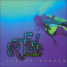Go Fish Out of Breath CD