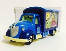 "TAKARA TOMY TOMICA DISNEY MOTORS JOLLY FLOAT "" MONSTER UNIVERSITY "" - HOT"