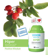 HIPER VISION-MELANCHOLY, ANXIETY, OPPRESSION, APATHY, INSOMNIA,NERVOUS BREAKDOWN