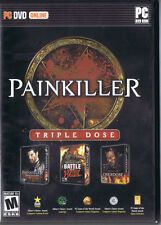 Painkiller: Triple Dose (PC, 2008, People Can Fly, Missing Soundtrack Disc)