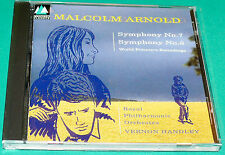 Arnold # Symphonies Nos. 7 & 8 RPO/Handley (Conifer) CD Malcolm Arnold