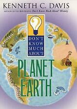 Don't Know Much About Planet Earth  (ExLib)