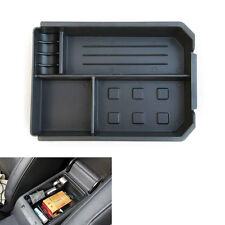 1Pc Multifunction Car Central Armrest Storage Box Container For RAV4 2014-2015