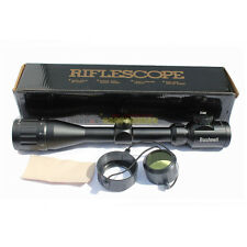 New 4-16X40AOEG Tactical Optical Rifle Scope Hunting Riflescopes with Two Rings