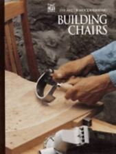 Building Chairs (Art of Woodworking)