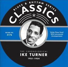 1951-1954 by Ike Turner-CLASSICS CD NEW
