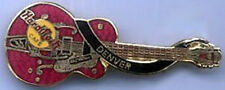 Hard Rock Cafe DENVER 1998 Red Gretsch GUITAR PIN - HRC Catalog #2279