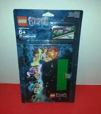 LEGO Elves Diary - 128 page featuring buildable,  decorative lock
