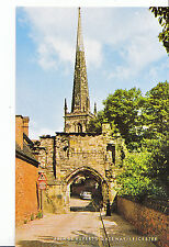 Leicestershire Postcard - Prince Rupert's Gateway       XX255
