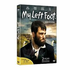 DVD MY LEFT FOOT EDITION REMASTERISEE  NEUF DIRECT EDITEUR