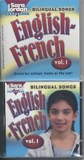 Bilingual Songs: English-French, Vol. 1 (CD/Book Kit) (French Edition), Ayotte-I