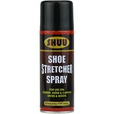 12 x 200ml Shoe Stretcher Spray Relieves Tight Fitting Shoes Leather Softener