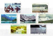 Canada 1979 High Value National Park Collection of $5 VFU X5255