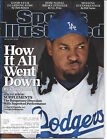 """Sports Illustrated 5/18/2009 """"How It All Went Down"""" L.A. Dodgers - Manny Ramirez"""