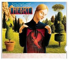 FREE US SH (int'l sh=$0-$3) NEW CD Heart: Greatest Hits (Eco-Friendly Packaging)
