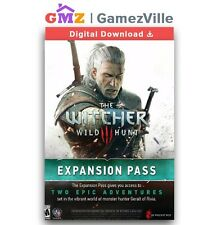 The Witcher 3: Wild Hunt - Expansion Pass DLC Steam Download Link [EU/US/MULT]