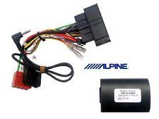 ALPINE APF-S100OP Interfaccia + Cavo  per OPEL Astra H 2004   Originale nuova