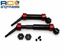 Hot Racing Traxxas Slash 4x4 Steel Rear CVD Driveshafts Axles SSLF288VXR02