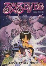 3 x 3 Eyes, Vol. 2: Curse of the Gesu, 2nd Edition