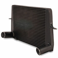 "3"" BLACK ALLOY FRONT MOUNT INTERCOOLER FMIC FORD SIERRA ESCORT COSWORTH RS500"