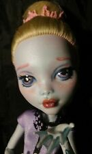 OOAK Monster High Lagoona Blue Collector Doll Repaint by artist J.S.A.L.