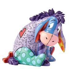 Disney Britto Colourful EEYORE Figurine Ornament Collectable 4050481