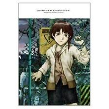 yoshitoshi ABe lain illustration art book