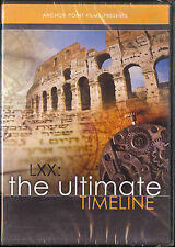 LXX The Ultimate Timeline DVD BRAND NEW FACTORY SEALED by Anchor Point Films