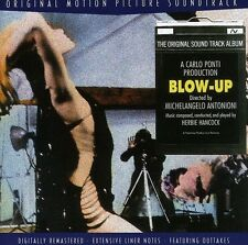 BLOW-UP (B.O.F.) - HANCOCK HERBIE (CD)