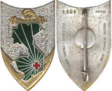 Dépôt de Ravitaillement Sanitaire 451, émail, déposé, Drago O.Métra 809 (7330)
