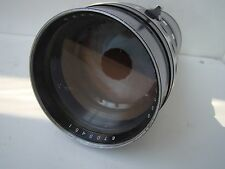 300mm lens Tair-33 f/4.5 PL mount Arriflex Aaton Red One Canon 5D 7D 6700451