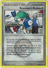 CCG 149 Pokemon Roseanne's Research League Promo Holo 125/132