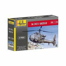 MODEL KIT - HEL80486 - Heller 1:50 - SA 342 L Gazelle
