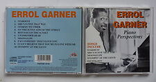CD Album ERROL GARNER Piano perspectives Stardust ... FATCD 310