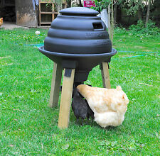 CHICKEN/DUCK LARGE 55KG FEEDER Ideal All Types Poultry Or Game
