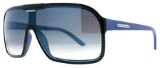 Carrera CA 5530/S 3D1 KM Black/Blue Gradient Shield Sunglasses