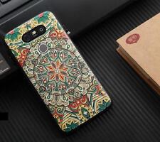 LG G5 Funda diseño silicona Modelo HIPPIE - Case - Cover
