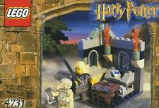 LEGO HARRY POTTER 'DOBBY'S RELEASE' #4731 LUCIUS MALFOY 100% COMPLETE GUARANTEE