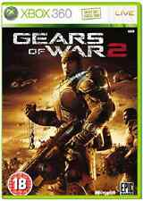 Xbox 360 - Gears of War 2 (GOW) **New & Sealed** Official UK Stock
