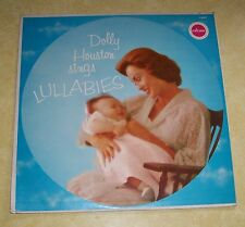 VTG DOLLY HOUSTON SINGS LULLABIES LULLABY 33RPM LP RECORD RARE CRAFTSMEN NURSERY