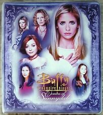 Buffy Women of Sunnydale Trading Card Binder from Inkworks
