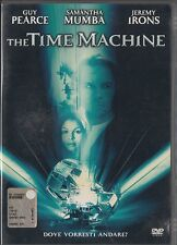 THE TIME MACHINE (2001) DVD - EX NOLEGGIO