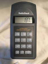 Radio Shack Ultrasonic Distance Measurer