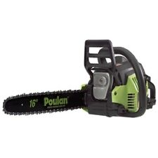 "NEW POULAN P3816 16"" GAS CHAINSAW AUTO OILER 38CC 2 CYCLE NEW SALE 5524772"