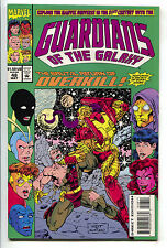 Guardians Of The Galaxy 48 Marvel 1994 VF NM Mephisto Beyonder