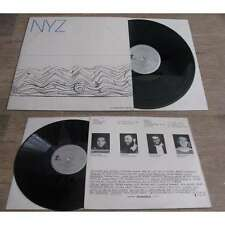 NYZ - (New York - Zürich) LP Rare Switzerland Free Jazz