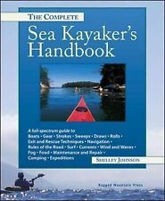The Complete Sea Kayaker's Handbook by Shelley Johnson (Paperback, 2002)