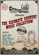[NEW] 3DVD: THE ULTIMATE COUNTRY MUSIC COLLECTION: VARIOUS ARTISTS